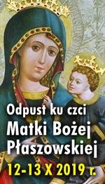 Odpust Matki Bożej Płaszowskiej